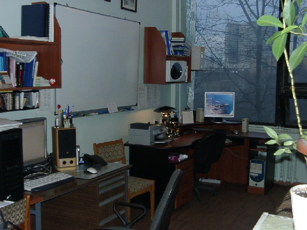 Computer room, view 1